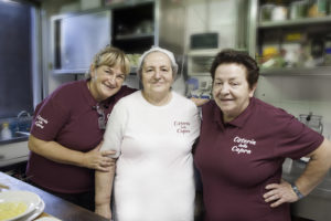 Staff Osteria della Capra